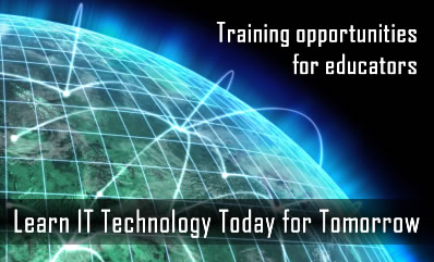 Learn IT technology today for tomorrow